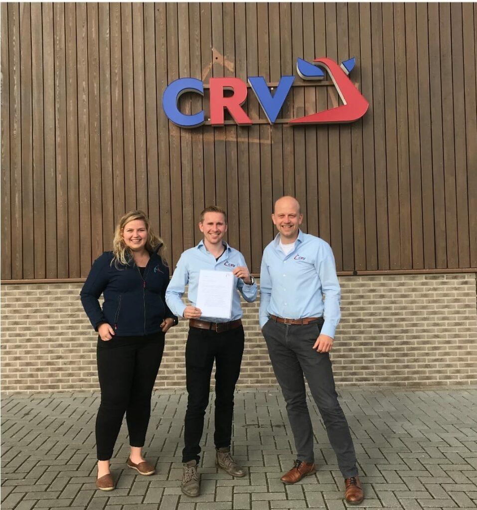 AJF is Grutsk op nieuwe samenwerking met CRV